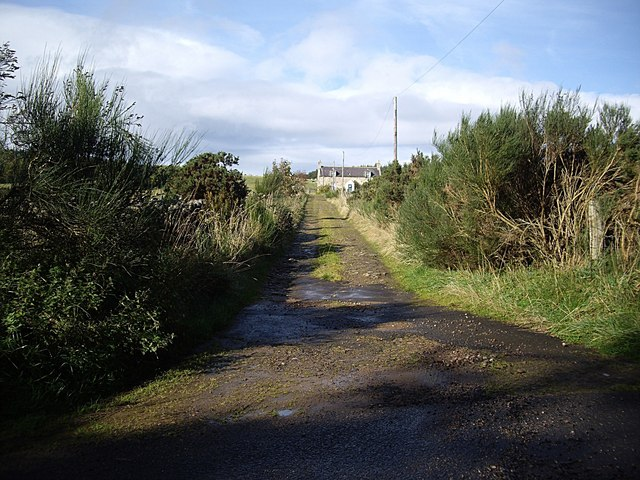 Access to Bognie
