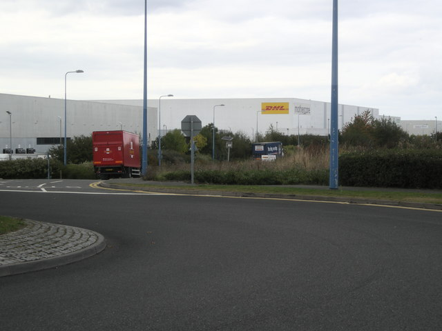 Daventry International Railfreight Terminal