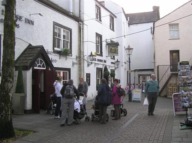 Pack Horse Inn, Keswick