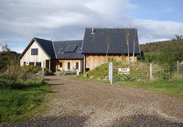Tore Shougle cabin