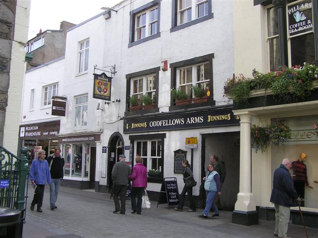 Oddfellows Arms, Keswick