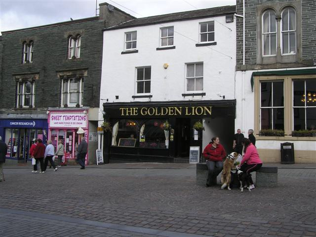 The Golden Lion, Keswick