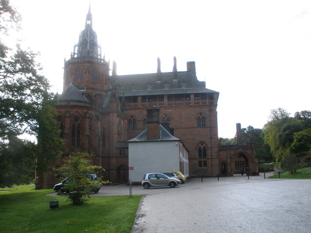 Mount Stuart House Bute