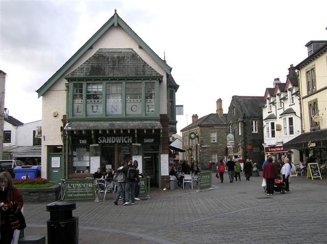 The Sandwich Shop, Keswick