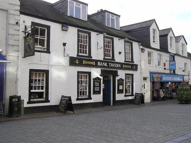 Jennings Bank Tavern, Keswick