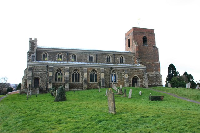 All Saints Church, Shillington