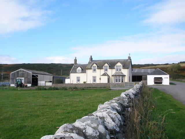 Scalpsie Farm Bute