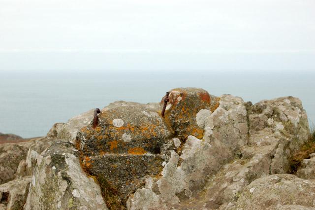 The summit of Carn Llidi (1)