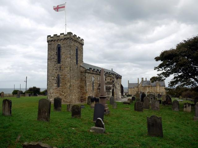 Church of St Mary The Virgin, Seaham