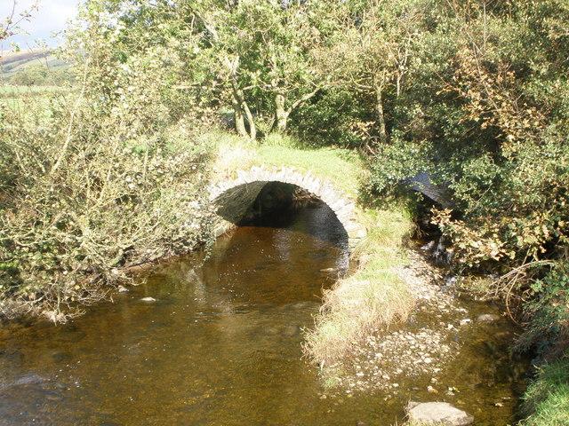 Old Drumachloy Bridge Ettrick Bay