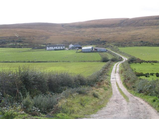 Achavoulaig Farm Bute