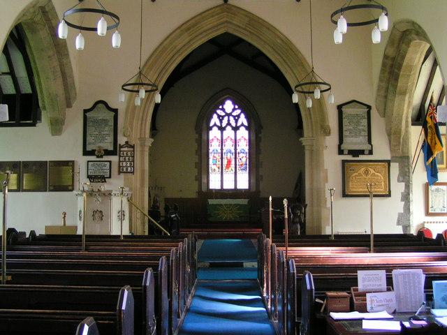 Longhope church