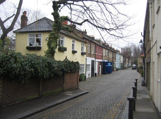 Russell Gardens Mews