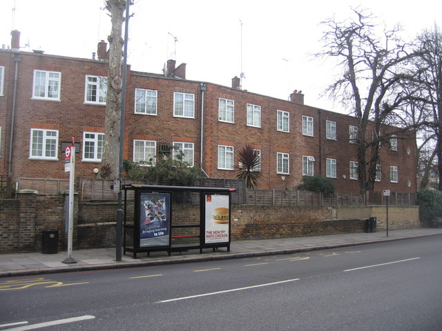 Flats - Holland Road