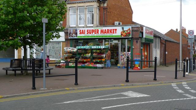 Sai Super Market, Elizabeth Square, Bletchley