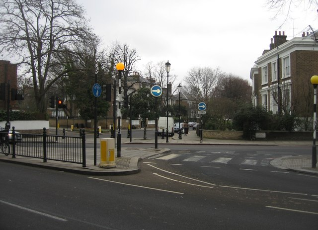 Grey day - zebra crossing