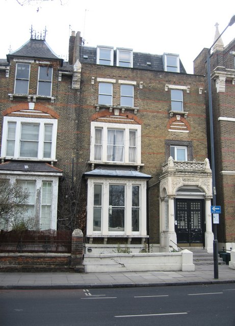 Town House - Holland Road