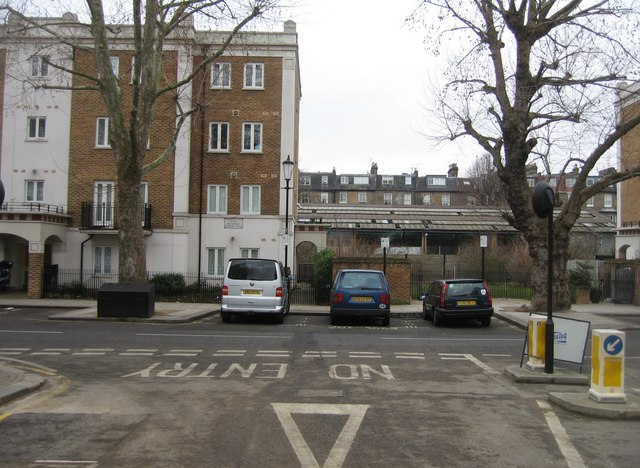 Spacious parking slots - Russell Road