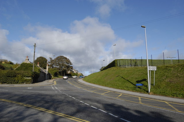 Junction of Balgownie Road and Scotstown Road