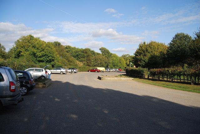 Car Park, Haysden Country Park