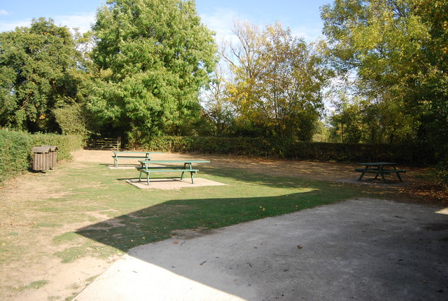 Picnic Benches, Haysden Country Park