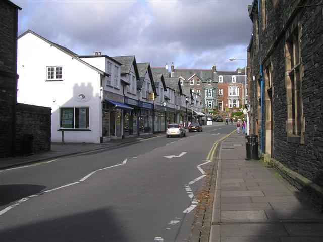Bank Street, Keswick