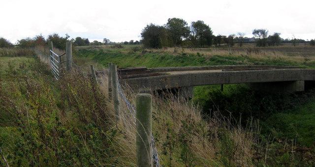 Bridge over River Rase