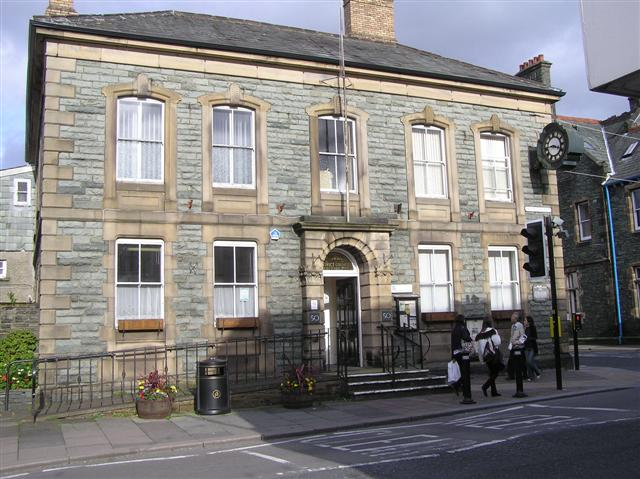 Council Offices, Keswick