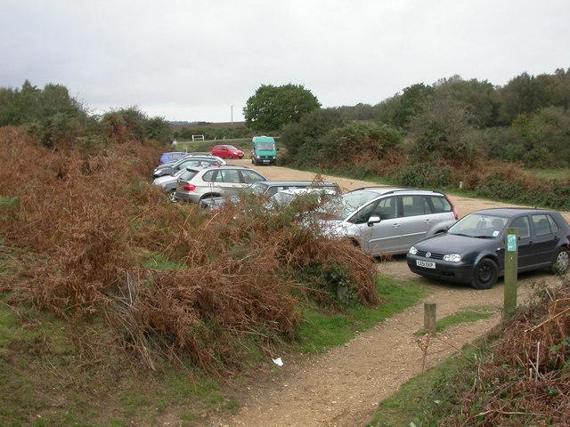 Burbush Hill Car Park