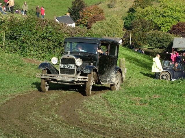VSCC Cwmwhitton Hillclimb 2009