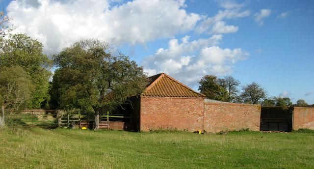 Byre near Rectory Farm