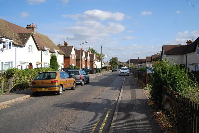 Audley Avenue