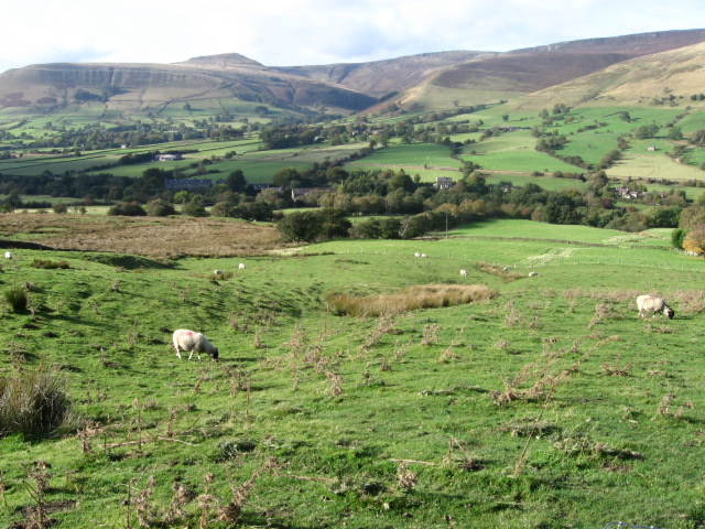 Across the Vale of Edale