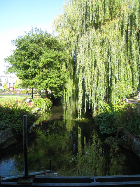 River Itchen