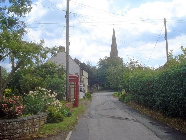 Linton village centre
