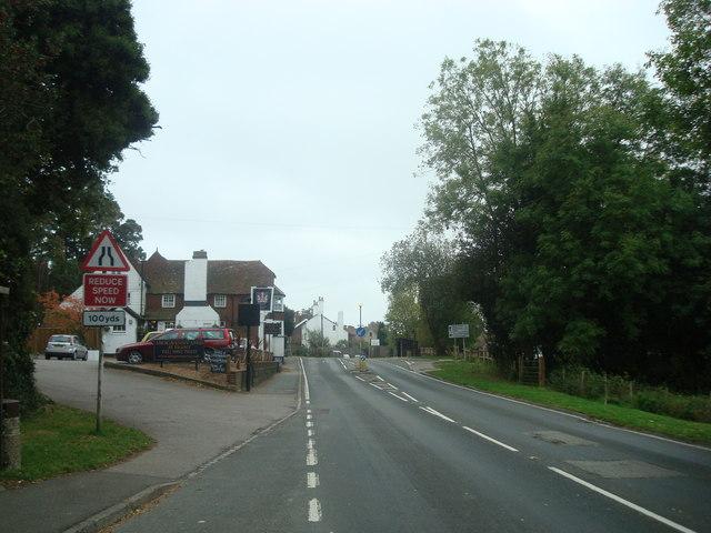 Frant Road (A267), Frant