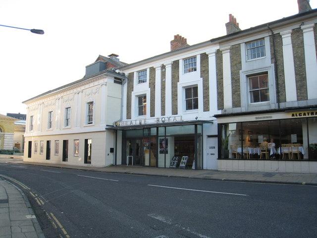 Theatre Royal - Jewry Street