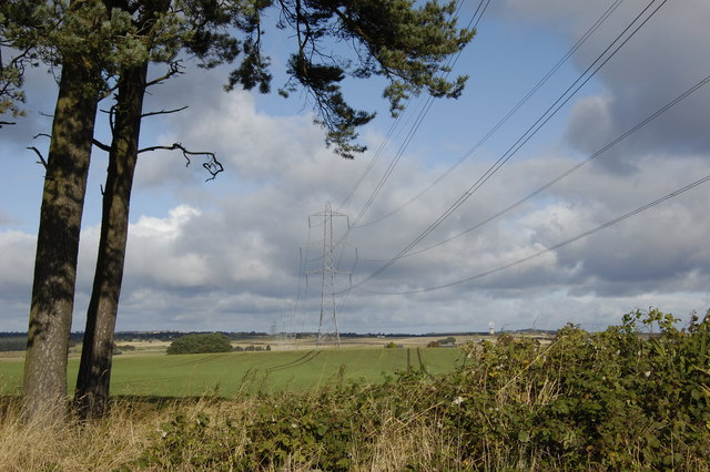Pylons in the Countryside