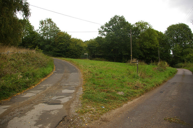 Access to Woodlands Farm
