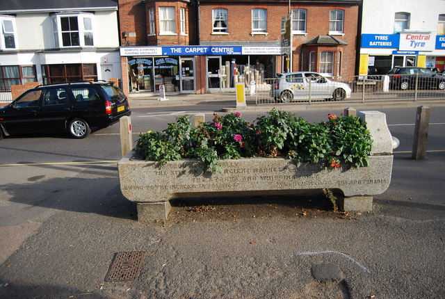 Water Trough, Waterloo Rd