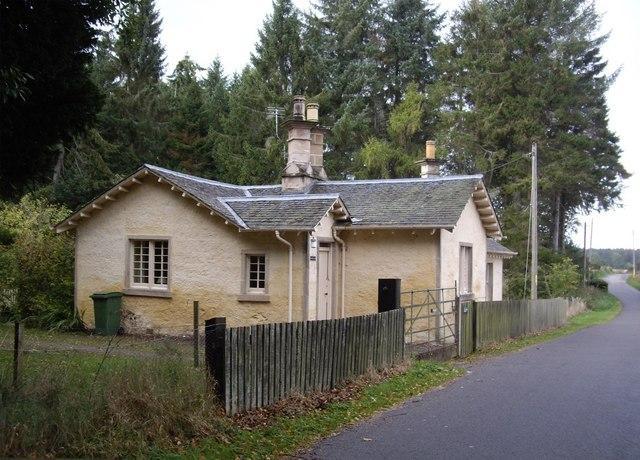 West Lodge, Brodie Castle