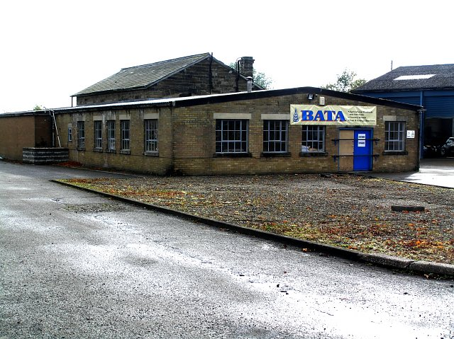 BATA in Russell's old yard