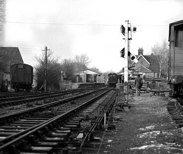 Sheffield Park station, Bluebell Railway