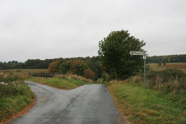 Turning to Hatherop & Coln St., Aldwyns