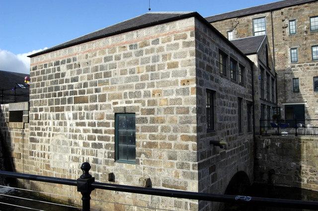 Old Powerhouse, Grandholm Mill
