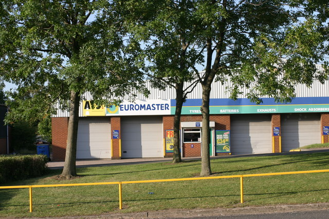 A.T.S. - Euromaster, Tyre Fitter outlet