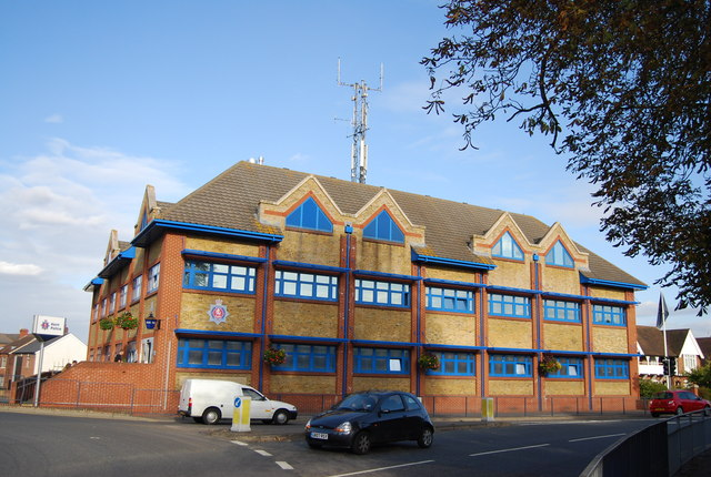 Tonbridge Police Station, Pembury Rd