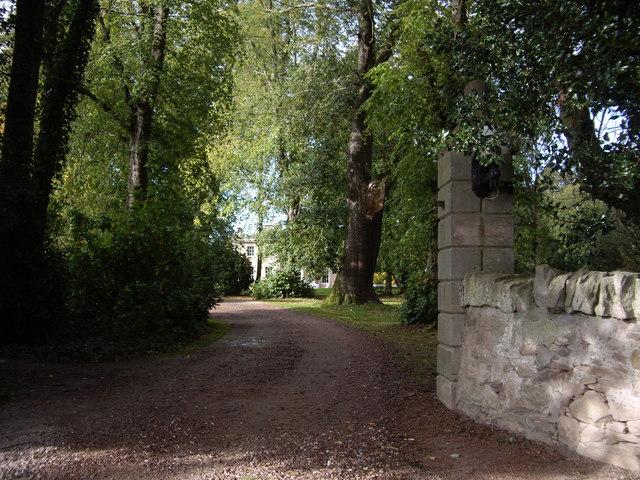 Gateway to Boath House Hotel