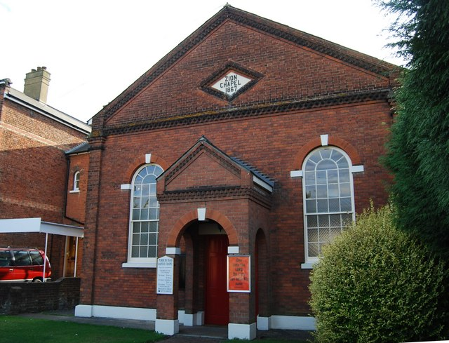 Pembury Rd Baptist Church