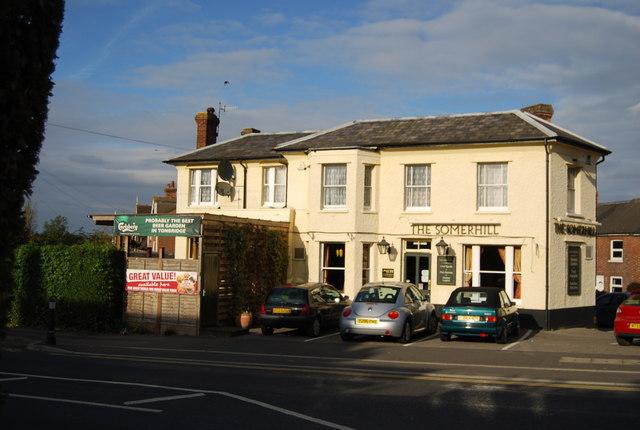 The Somerhill, Pembury Rd